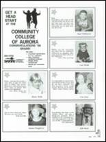 1988 Rangeview High School Yearbook Page 220 & 221