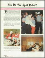 1983 Plainview High School Yearbook Page 16 & 17
