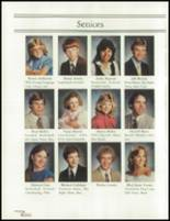 1983 Plainview High School Yearbook Page 20 & 21