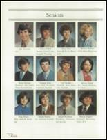 1983 Plainview High School Yearbook Page 24 & 25