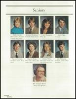 1983 Plainview High School Yearbook Page 26 & 27