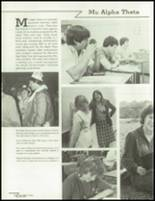1983 Plainview High School Yearbook Page 34 & 35