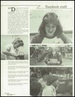 1983 Plainview High School Yearbook Page 44 & 45