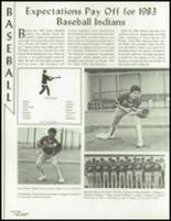 1983 Plainview High School Yearbook Page 70 & 71