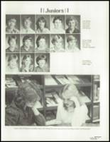 1983 Plainview High School Yearbook Page 76 & 77