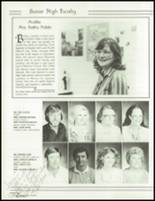 1983 Plainview High School Yearbook Page 104 & 105