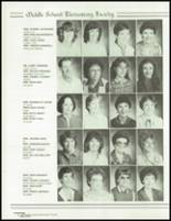 1983 Plainview High School Yearbook Page 106 & 107