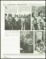 1983 Plainview High School Yearbook Page 108 & 109