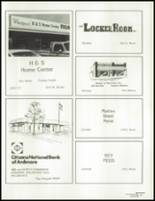 1983 Plainview High School Yearbook Page 152 & 153