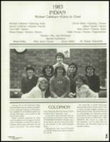 1983 Plainview High School Yearbook Page 172 & 173
