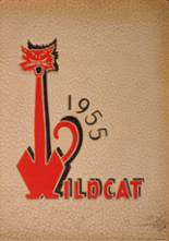 1955 Yearbook Los Gatos High School