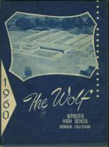 1960 Yearbook Webster High School