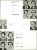 1965 Leesburg High School Yearbook Page 16 & 17