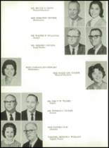 1965 Leesburg High School Yearbook Page 20 & 21