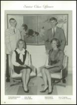 1965 Leesburg High School Yearbook Page 24 & 25