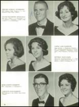 1965 Leesburg High School Yearbook Page 26 & 27
