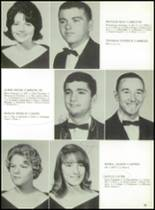 1965 Leesburg High School Yearbook Page 28 & 29
