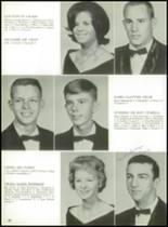 1965 Leesburg High School Yearbook Page 32 & 33