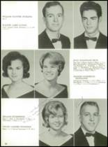 1965 Leesburg High School Yearbook Page 34 & 35