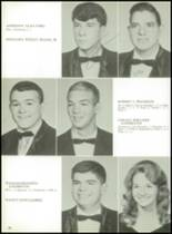 1965 Leesburg High School Yearbook Page 36 & 37