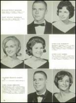 1965 Leesburg High School Yearbook Page 38 & 39