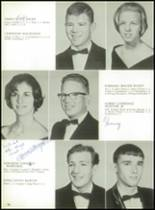1965 Leesburg High School Yearbook Page 42 & 43