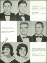 1965 Leesburg High School Yearbook Page 44 & 45