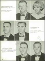 1965 Leesburg High School Yearbook Page 46 & 47