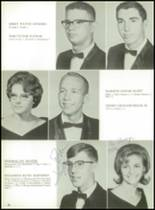 1965 Leesburg High School Yearbook Page 50 & 51
