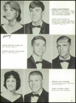 1965 Leesburg High School Yearbook Page 52 & 53