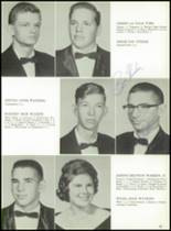 1965 Leesburg High School Yearbook Page 54 & 55