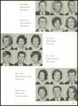 1965 Leesburg High School Yearbook Page 60 & 61