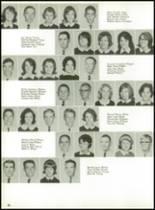 1965 Leesburg High School Yearbook Page 92 & 93