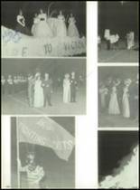 1965 Leesburg High School Yearbook Page 110 & 111