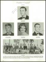 1965 Leesburg High School Yearbook Page 116 & 117