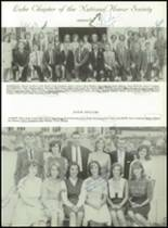 1965 Leesburg High School Yearbook Page 120 & 121