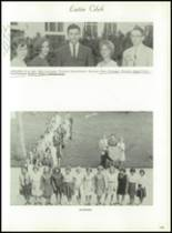 1965 Leesburg High School Yearbook Page 122 & 123