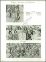 1965 Leesburg High School Yearbook Page 130 & 131