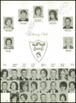 1965 Leesburg High School Yearbook Page 136 & 137