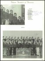 1965 Leesburg High School Yearbook Page 142 & 143
