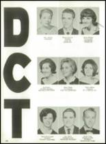 1965 Leesburg High School Yearbook Page 146 & 147