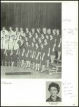 1965 Leesburg High School Yearbook Page 152 & 153