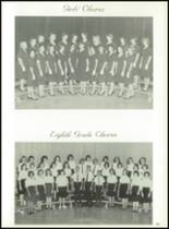1965 Leesburg High School Yearbook Page 154 & 155