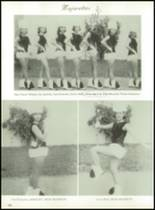 1965 Leesburg High School Yearbook Page 160 & 161
