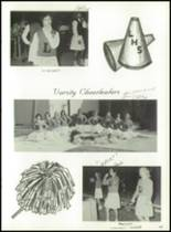 1965 Leesburg High School Yearbook Page 164 & 165