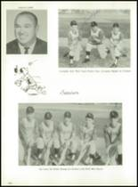 1965 Leesburg High School Yearbook Page 180 & 181