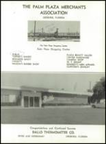 1965 Leesburg High School Yearbook Page 200 & 201
