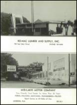 1965 Leesburg High School Yearbook Page 204 & 205