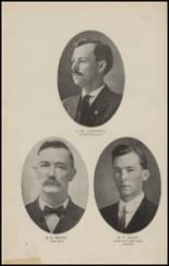 1913 North Side High School Yearbook Page 14 & 15