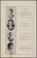 1913 North Side High School Yearbook Page 22 & 23